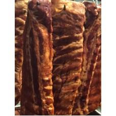 Smoked to Perfection Pork Ribs